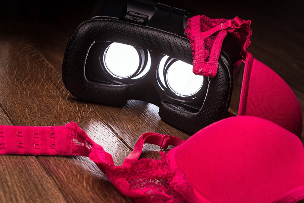 SexTech and VR is more than just porn