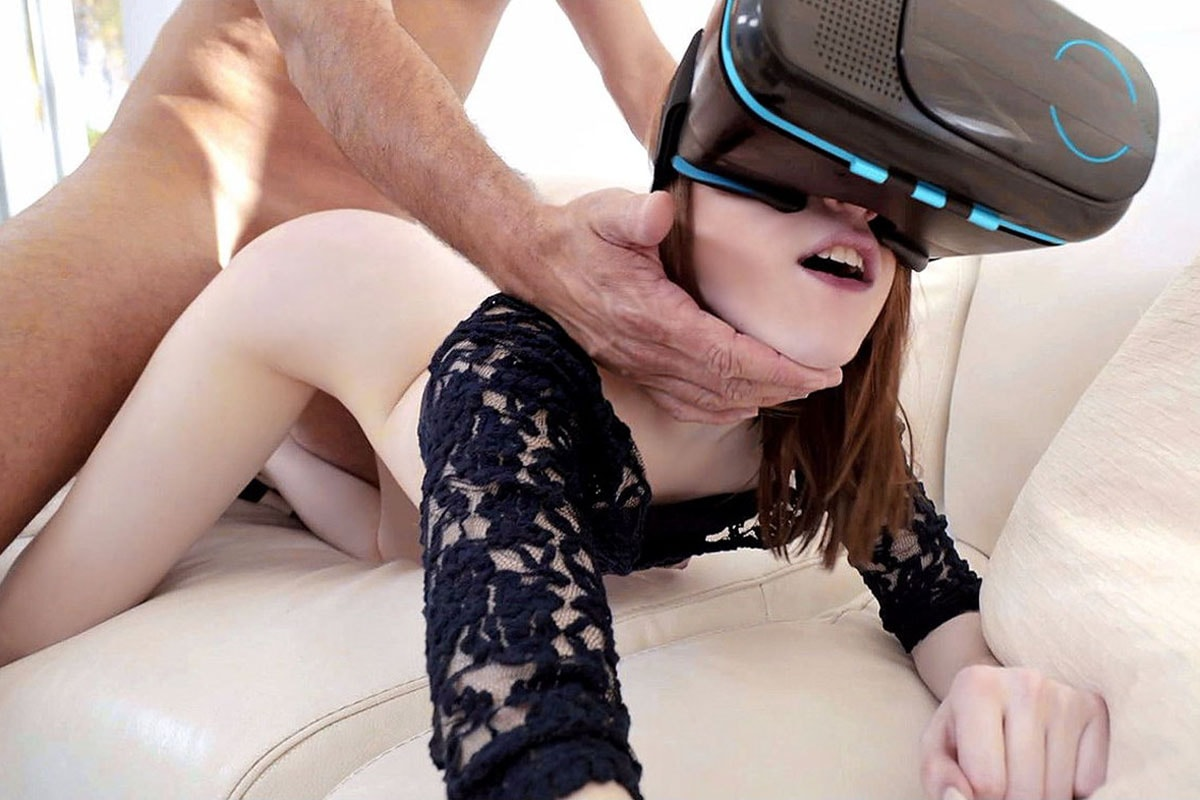 VR Porn Can Help Strengthen Relationships Like Never Before