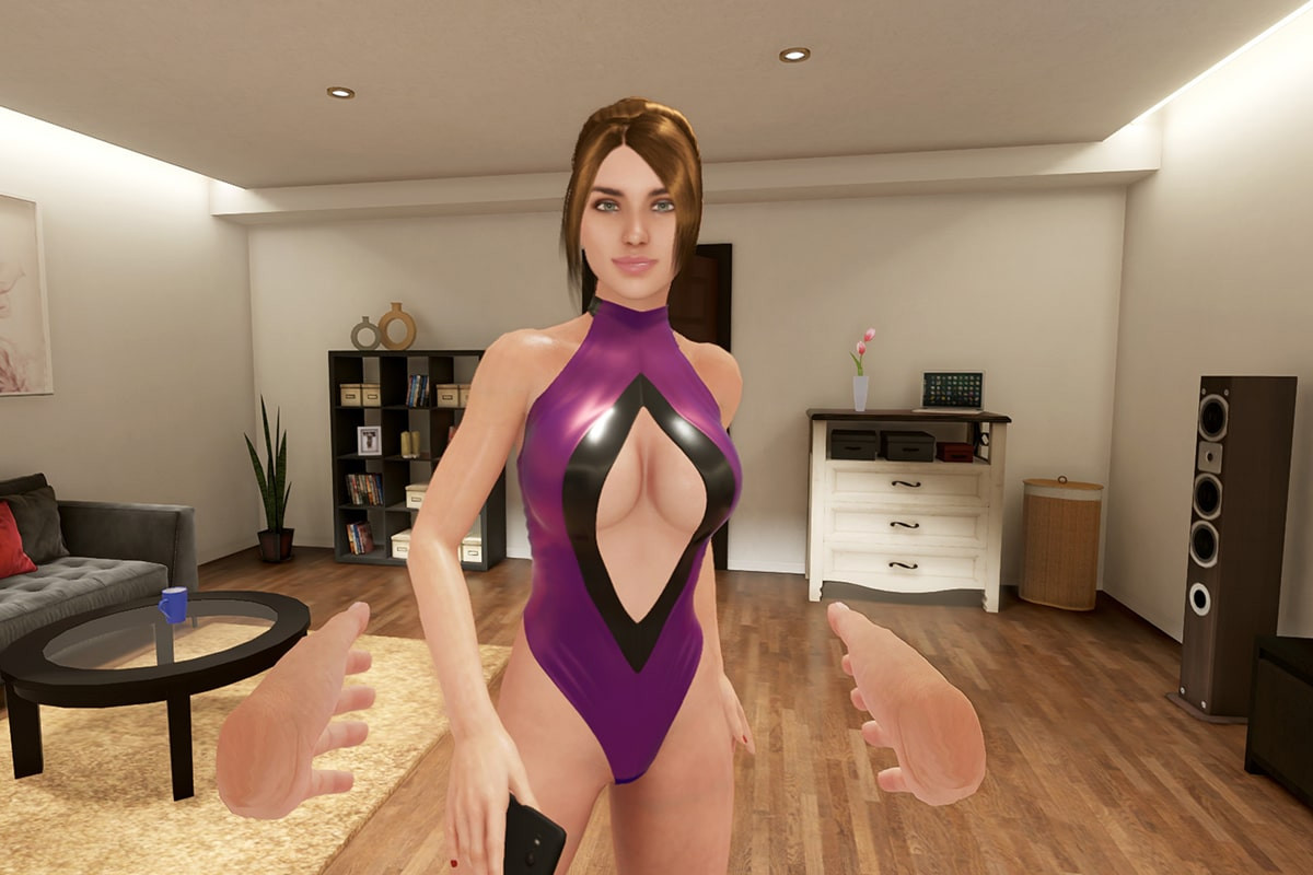Virtual sex games and VR toys
