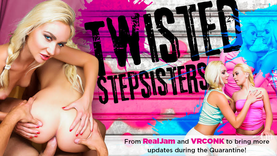 Twisted Stepsisters